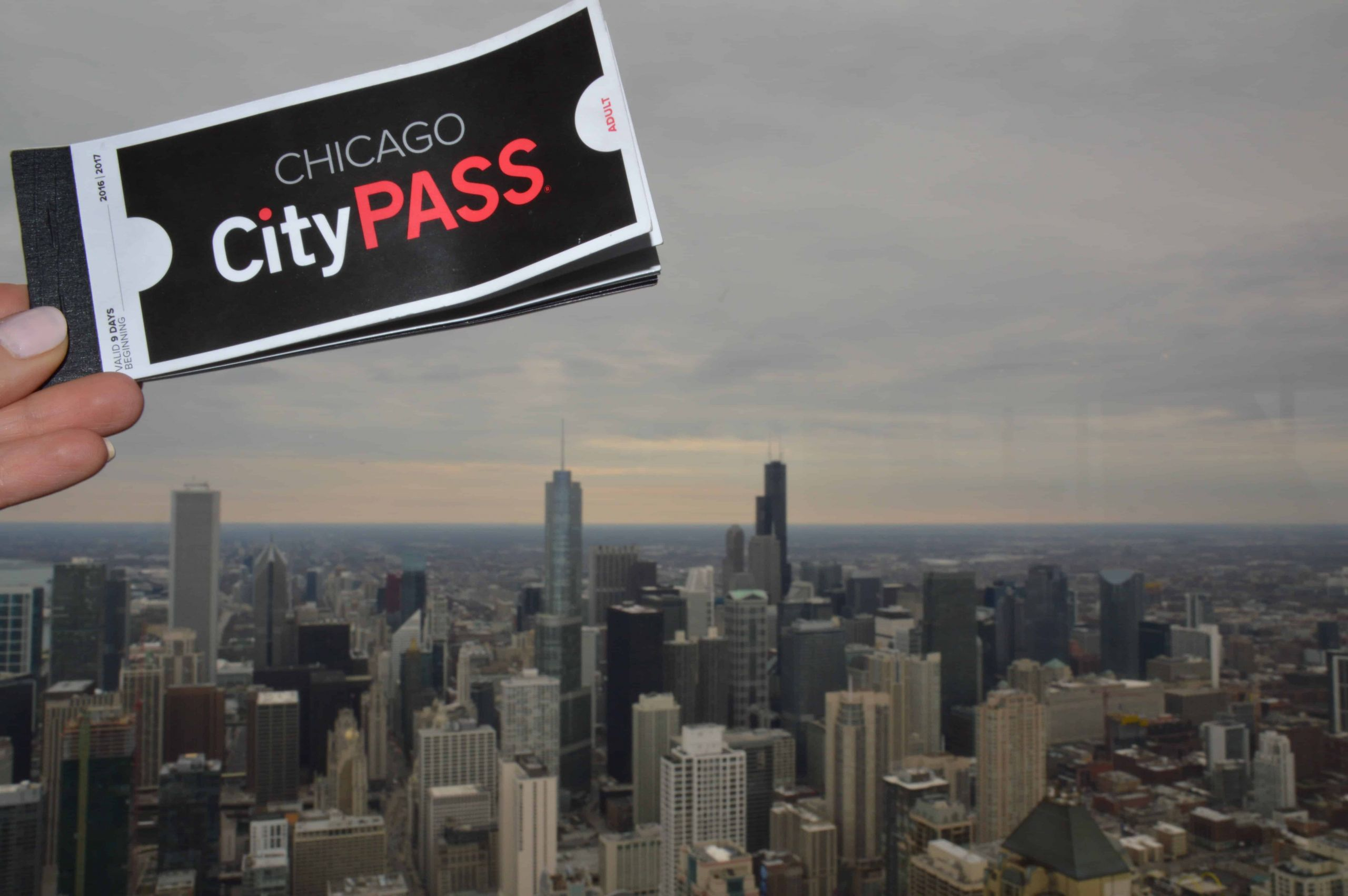 Skydeck Chicago or 360° Chicago