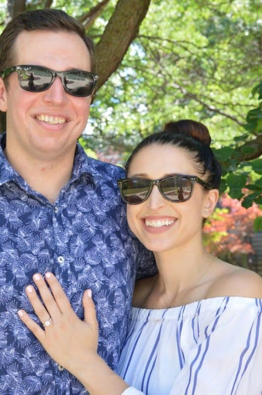 Life and Links: Engagement and Summer News