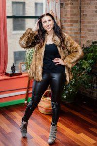 Faux Fur Outfit