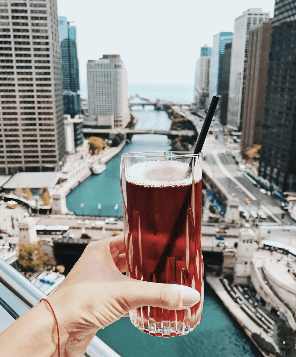 The Most Instagrammable River North Chicago Bars