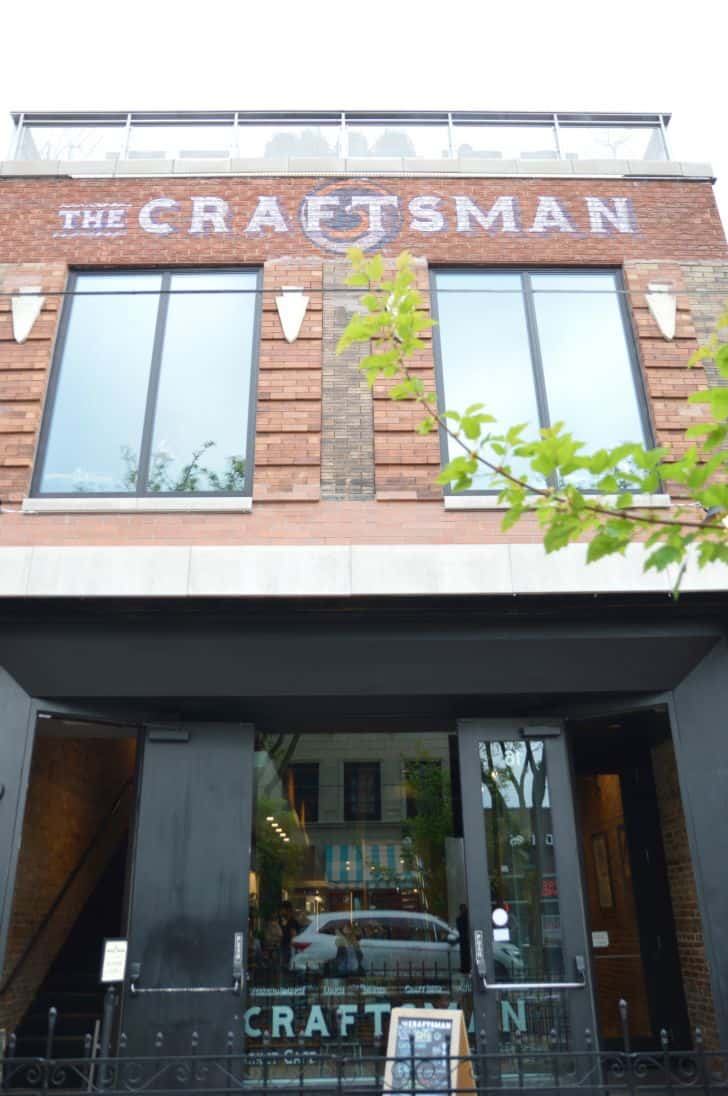 The Craftsman by Two Brothers| Two Brothers Menu| Two Brothers Pizza| Downtown Naperville Restaurants