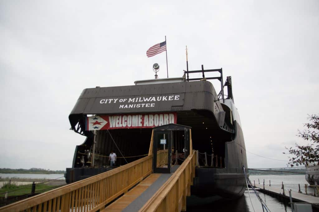 Things to do in Ludington Mi |Ludington Mi things to do | Ludington Michigan | SS Badger|S.S. Badger |Things to do in Ludington Michigan