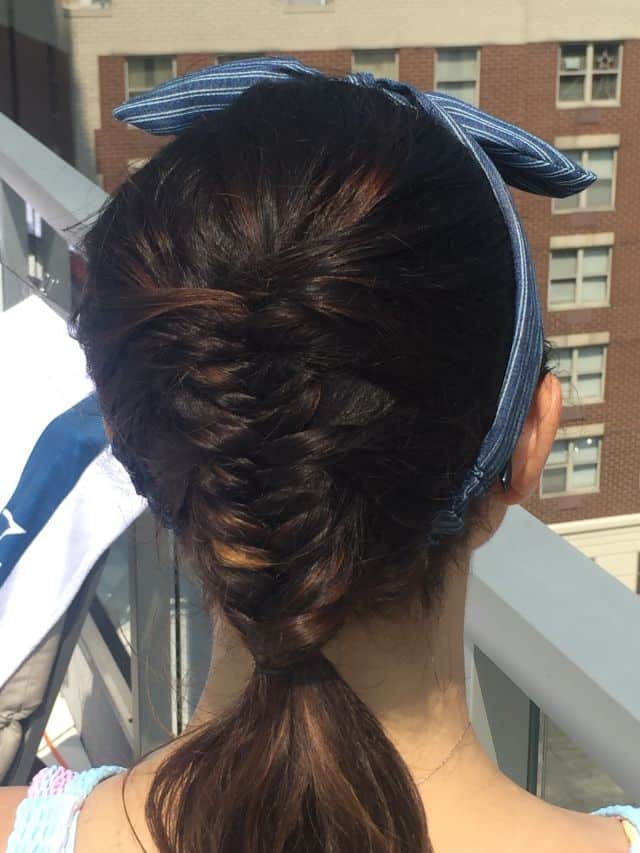 Cute Labor Day Hairstyles | Cute Braids | Weekend Hairstyles | Braid Hairstyles