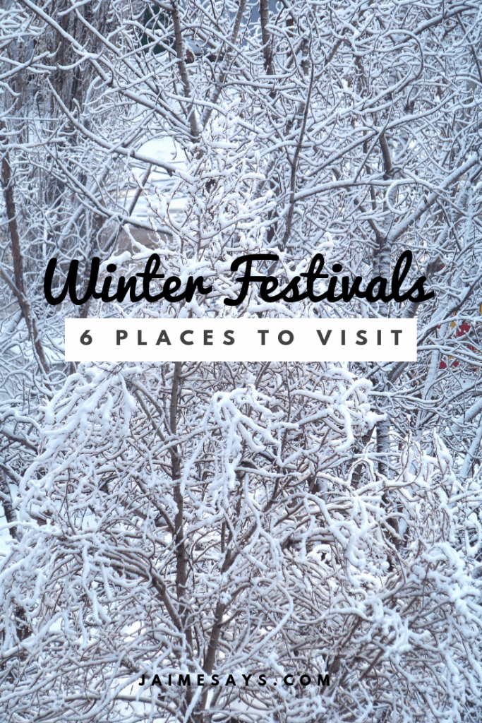 Looking for a fun place for a Winter Festival? Check out this list of fun Winter Carnivals and Winter Festivals throughout North America. Winter in Ottawa, Canada
