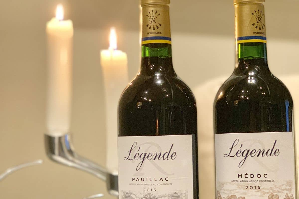 #Wine is more than just a price or trend. The best #wine is the one that is special or nostalgic for you. Make Rothschild's Légende offerings part of your portfolio.