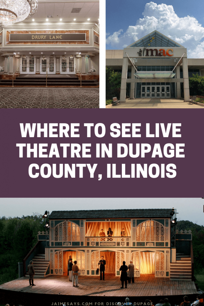 You don't need to live in a big city in order to see really good live theatre. From experimental theatre to Broadway caliber shows, DuPage County offers an incredibly diverse range of affordable theatre for people living in and around Chicago. Check out these featured DuPage Theatre destinations.