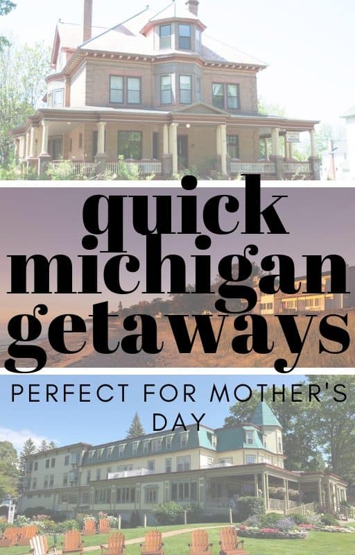 7 Spots to Take a Quick Michigan Getaway