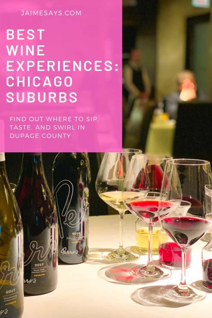 Find out where to have the best wine experience in the chicago suburbs!