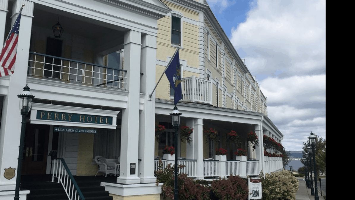 Stafford's Perry Hotel: Where to Stay in Downtown Petoskey