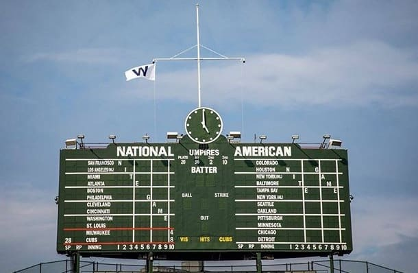 photo courtesy of Chicago Cubs