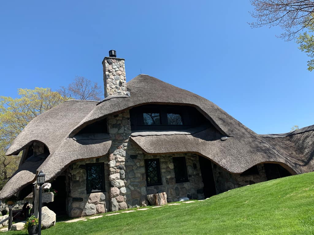 Mushroom House of Charlevoix