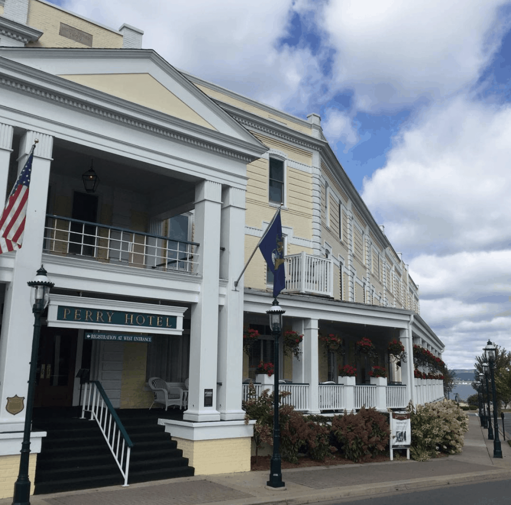 Stafford's Perry Hotel in Downtown Petoskey