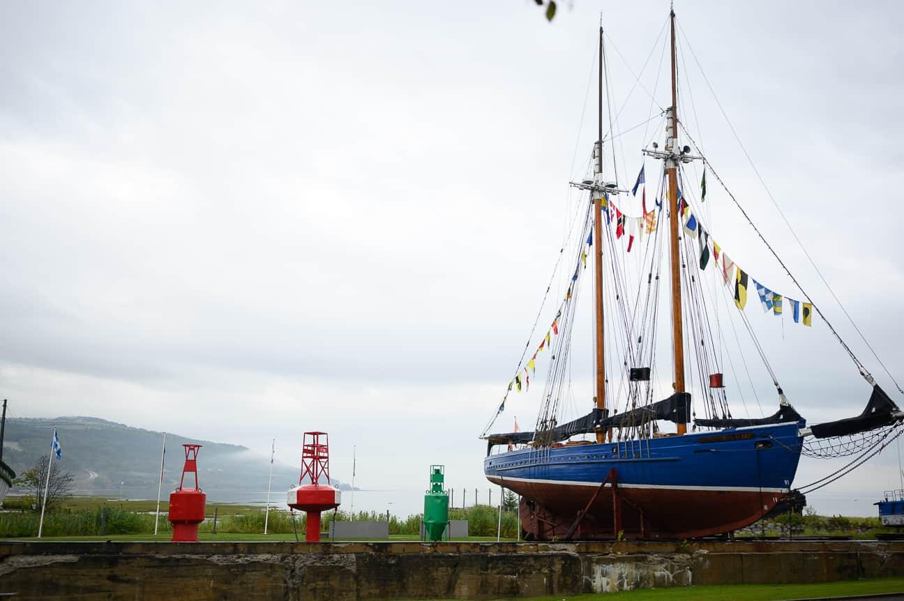 Maritime museum of Classic Journeys