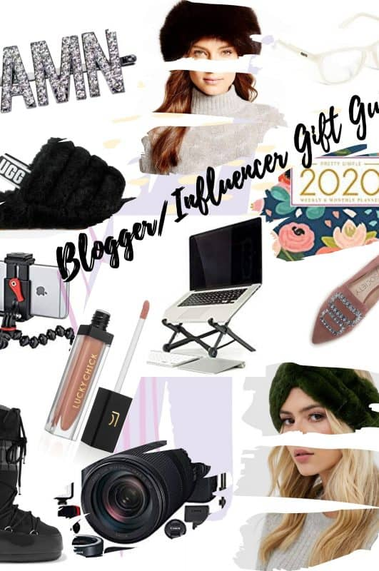 Holiday Gift Guide for the Entrepreneur / Blogger / Wannabe Influencer in Your Life