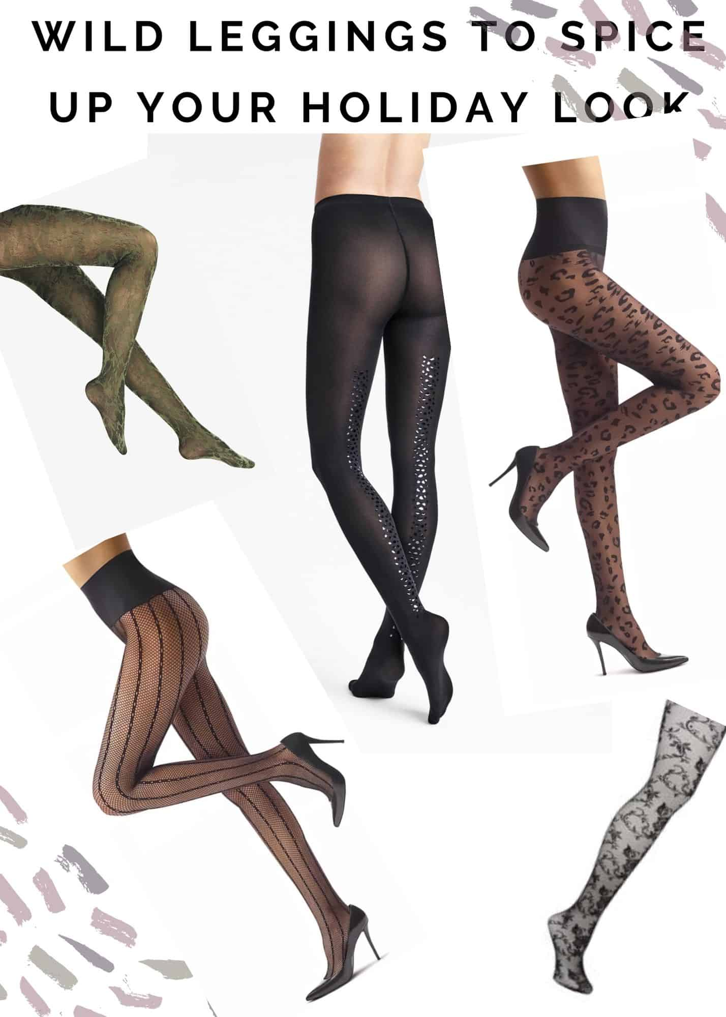 What to Wear for Holiday Parties : Tights