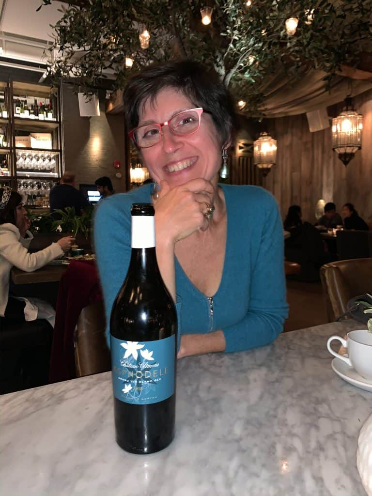 Berenice Lurton of Chateau Climens