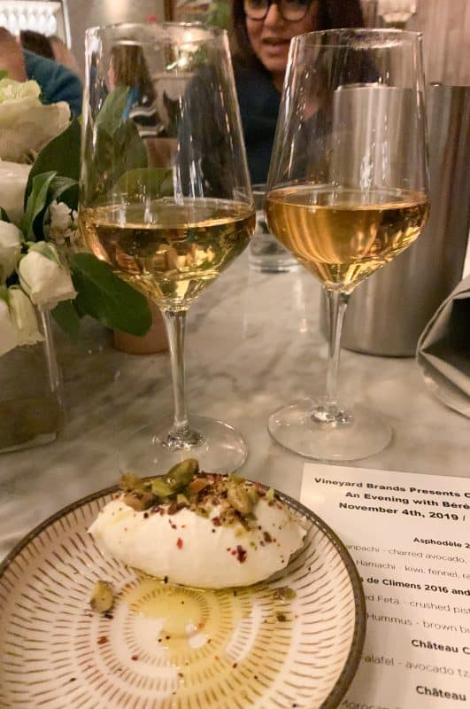 Quashing Imposter Syndrome Over  100% Semillon with Château Climens