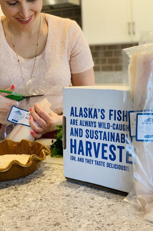 Wild Caught Fish and Sustainable Food Delivery with Sitka Salmon Shares