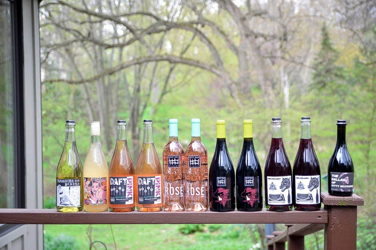Experimental wines with Split Rail-2