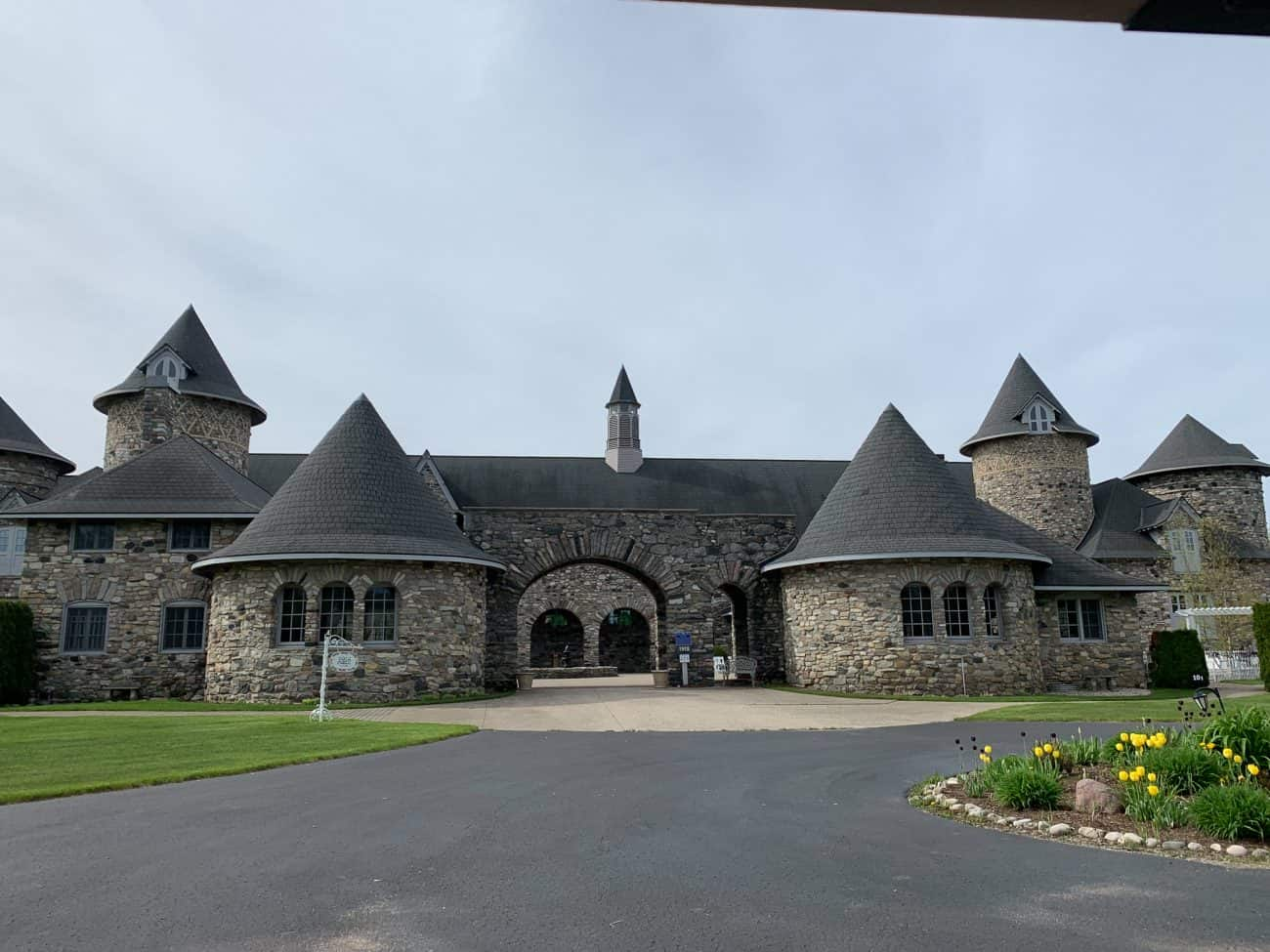 Castle Farms from the Road