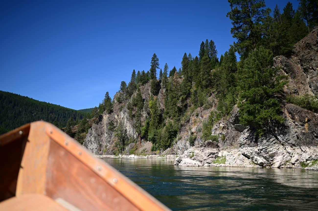 Floating the Kootenai River