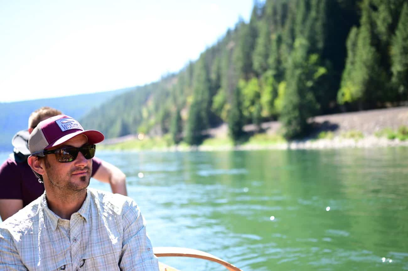 Aaron G., Owner of Longdrift Outfitters